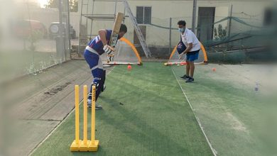 Photo of GForce cricket academy resumes after lockdown