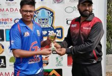 Photo of Vansh Kumar unbeaten 92 beats Simply Cricket Academy in Gulf Cup Under 15 tournaments